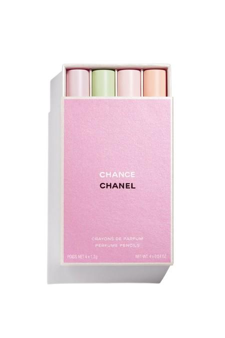 Chanel lanza sus perfumes más icónicos en forma de lápiz, y nos encanta
