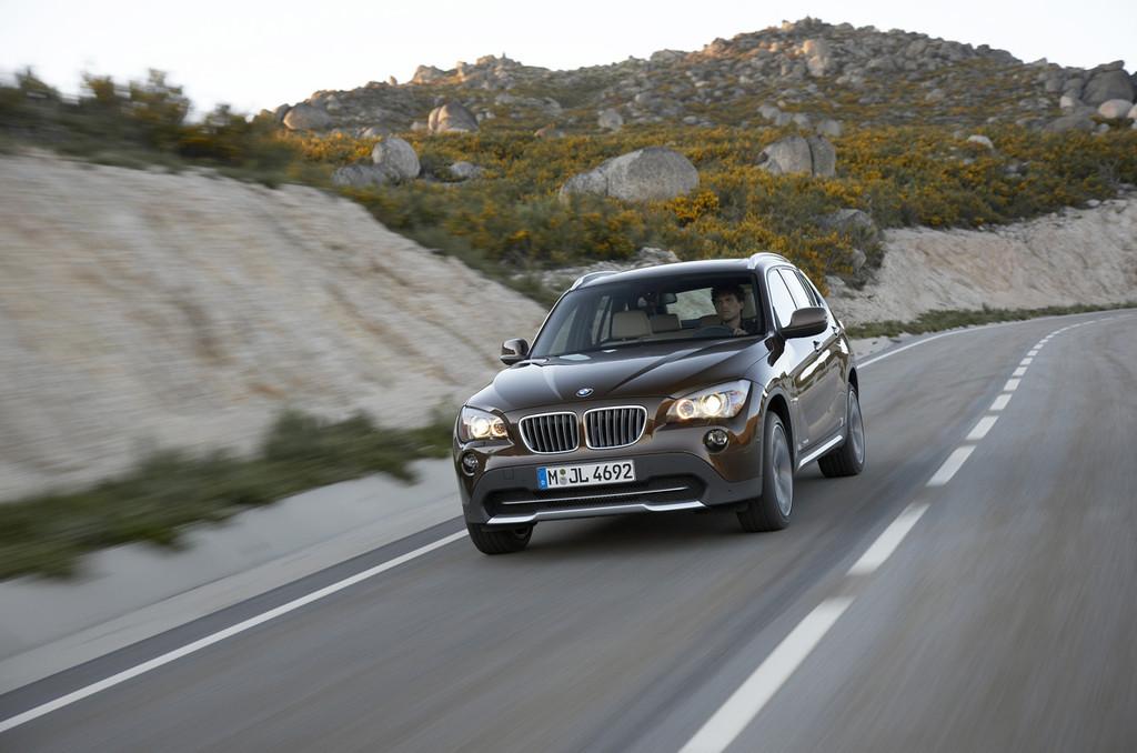 Foto de BMW X1 (92/120)