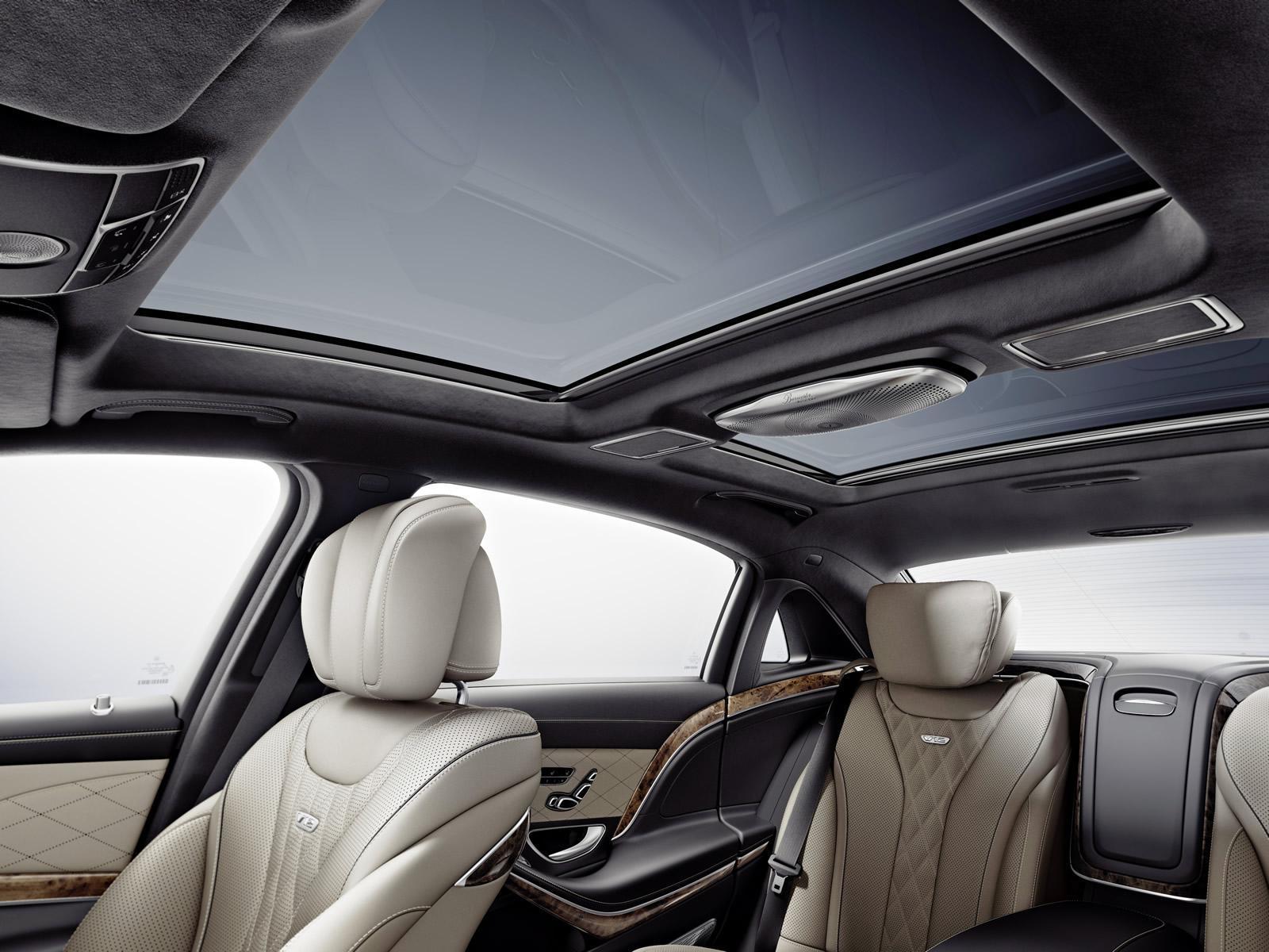 Foto de Mercedes-Benz Clase S Maybach (36/38)
