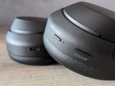 Boton Custom Sony Auriculares