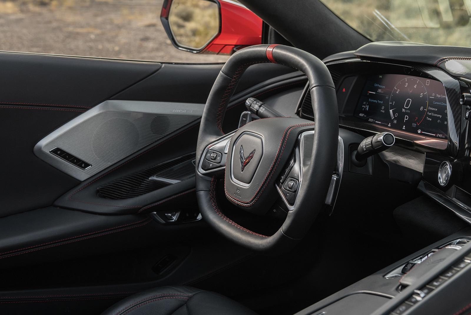 Foto de Chevrolet Corvette 2020 (prueba) (56/73)