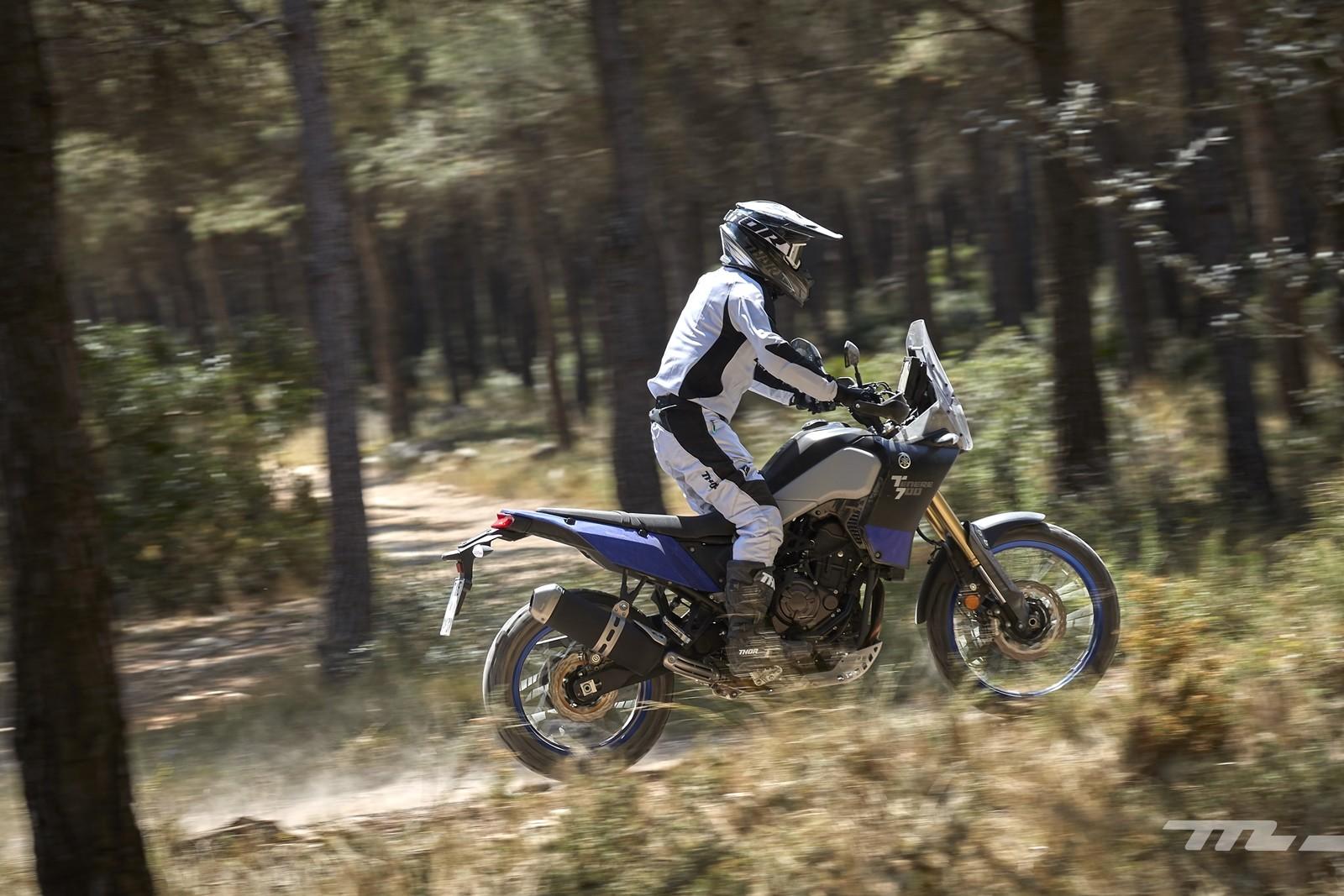 Foto de Yamaha XTZ700 Ténéré 2019, prueba (39/53)