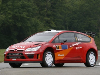 Más Citröen C4 en el Mundial de Rallyes