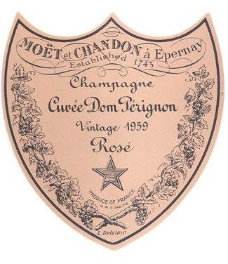 La presentación del primer Dom Pérignon Rosé fue en Irán en 1971