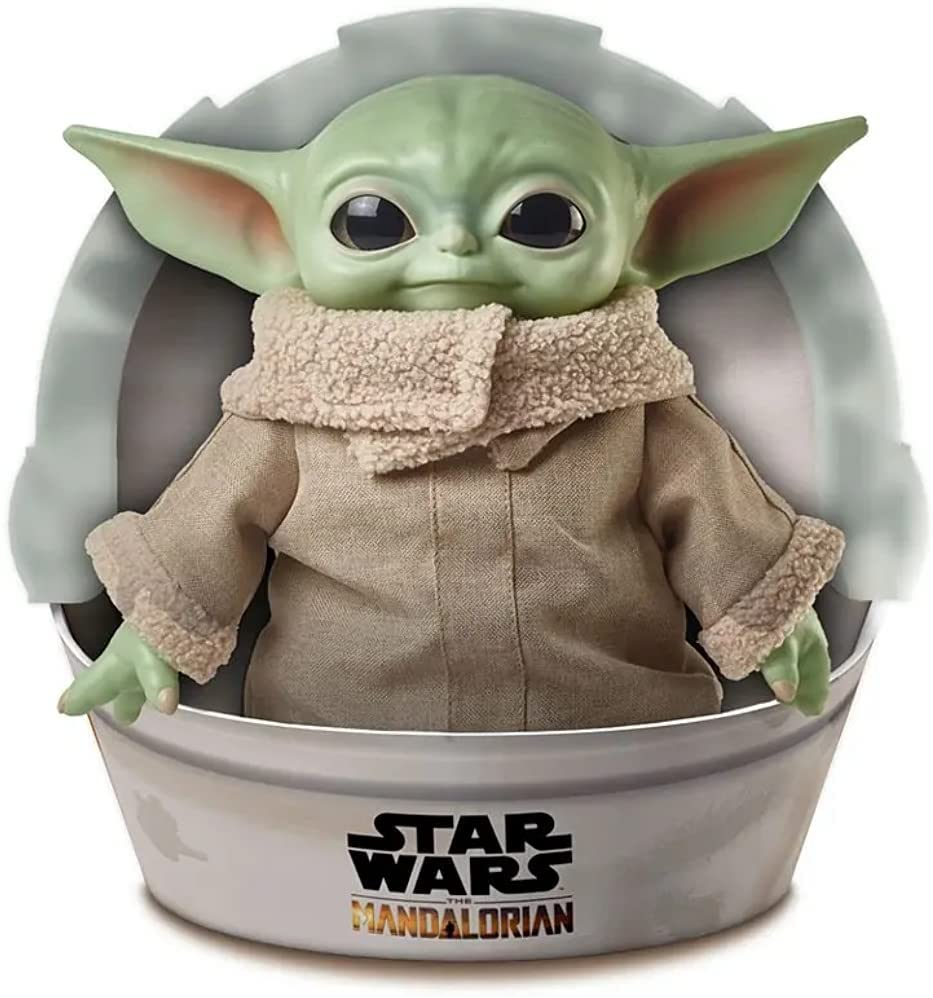 Mattel Star Wars, Figura Yoda de The Child