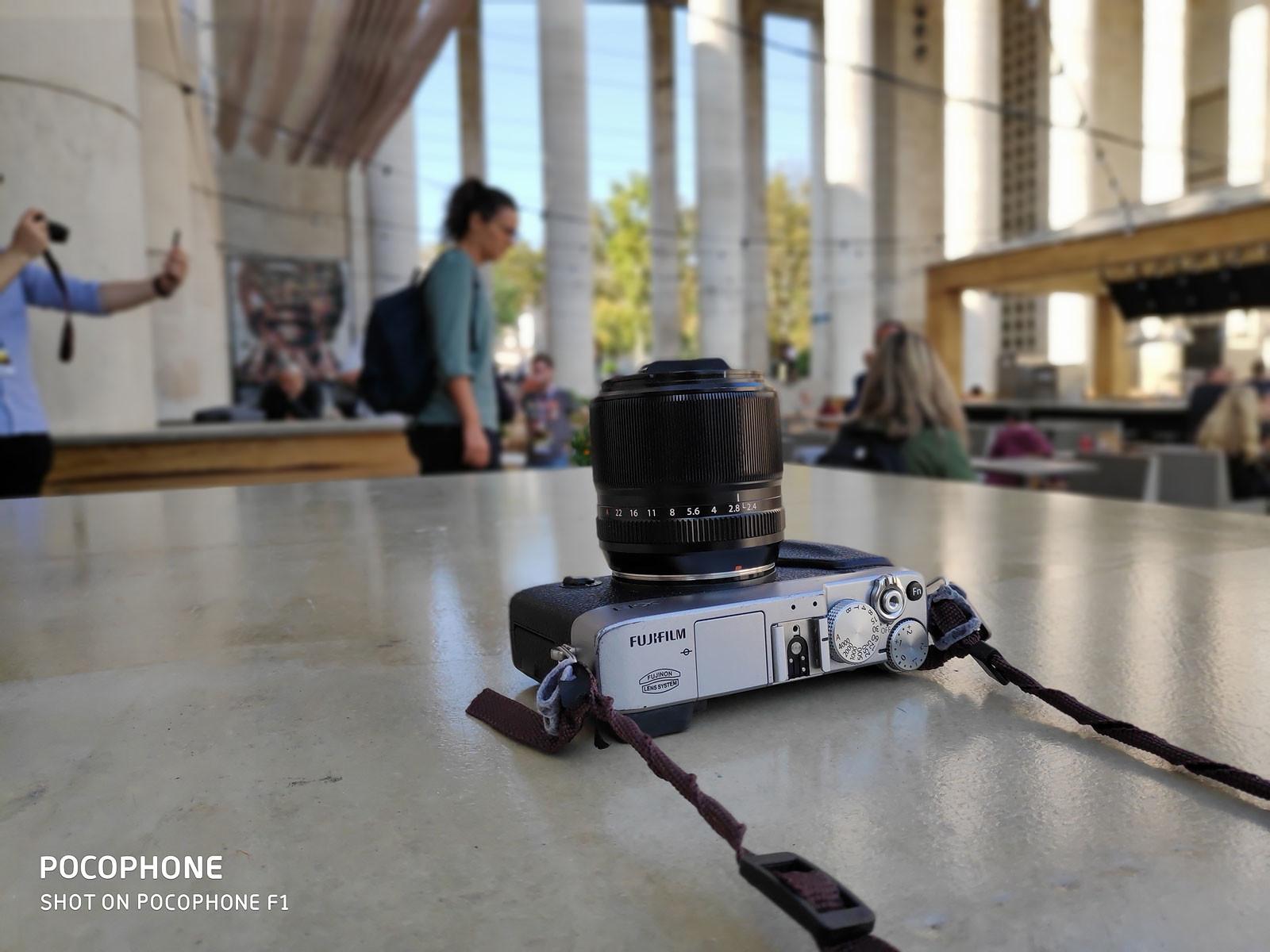 Foto de POCOPHONE F1, fotografías de la toma de contacto (7/9)