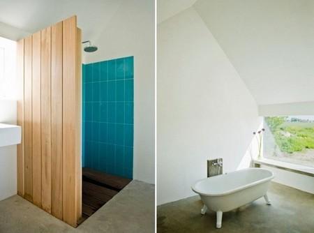 casa sueca baño