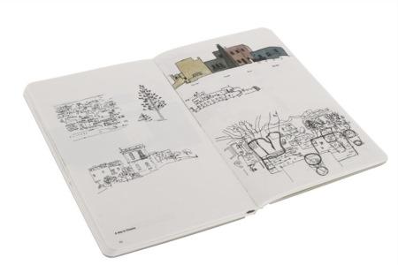 Moleskine y sus monográficos sobre arquitectura