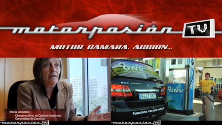 Motorpasion.tv: gas natural para coches en España