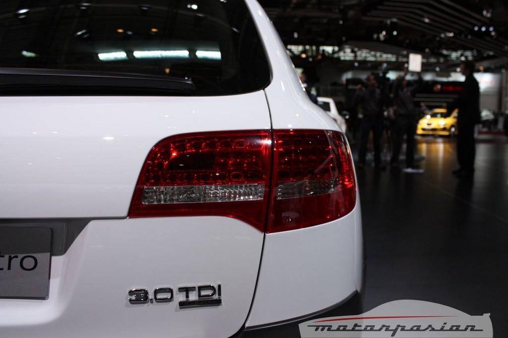Audi Allroad En El Sal 243 N De Par 237 S 2008 8 26