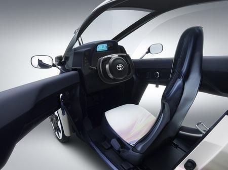 Toyota i-Road 2013
