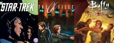 'Expediente X', 'Buffy', y otras 9 series que continuaron en forma de cómic