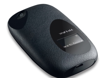 TP-Link M5350, un módem 3G para compartir nuestra red