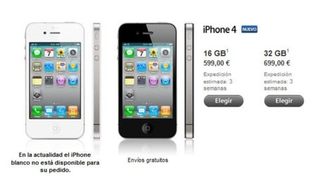 iphone 4 libre
