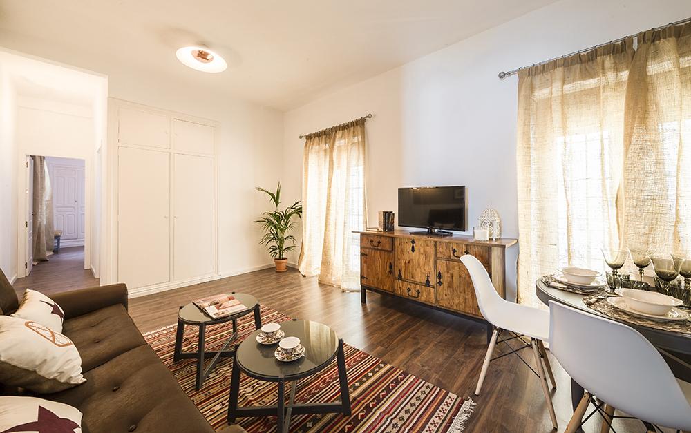 Siente la magia de la decoraci n ecl ctica en los venerables apartamentos de lujo en sevilla - Decoracion eclectica ...