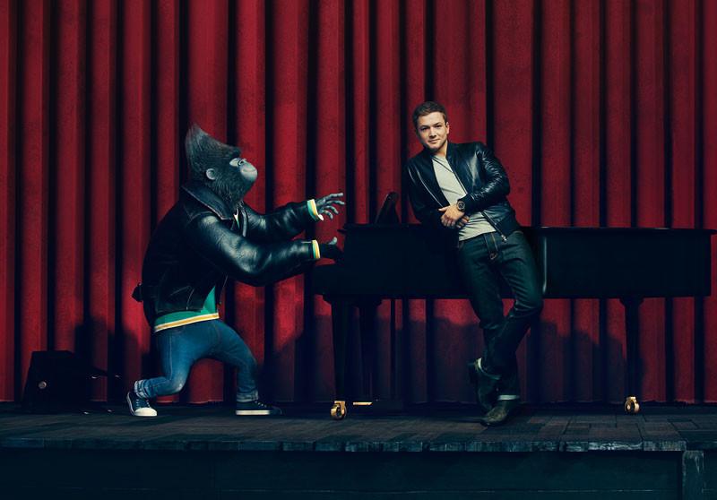Foto de '¡Canta!' ('Sing'), imágenes de los actores junto a sus personajes (4/7)