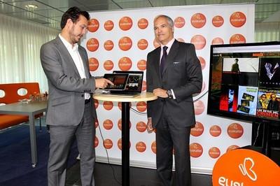 Euskaltel lanza Edonon, el servicio de televisión multidispostivo con más canales en directo