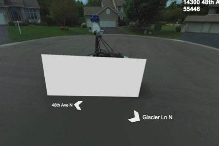 El día que los coches de Google Street View y Bing Maps se encontraron cara a cara