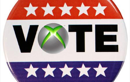 El censo electoral a través de Xbox 360