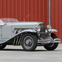 Un Duesemberg SSJ de 1935 se convierte en el auto clásico estadounidense más caro de todos los tiempos