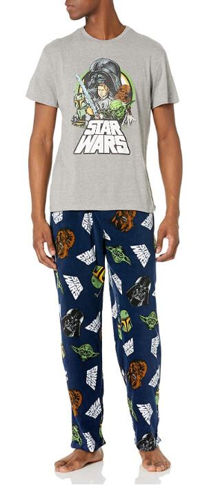 Pijama Star Wars para hombre, Disney+