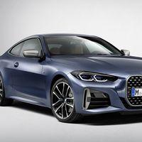 El BMW Serie 4 2021 es un coupé dinámico y tecnológico, escondido tras una gran parrilla