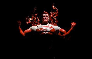 'Supermanes' (con estilo) haciendo 'Superseries'