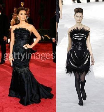 Foto de De la pasarela a la alfombra roja de los Oscars 2008 (1/5)