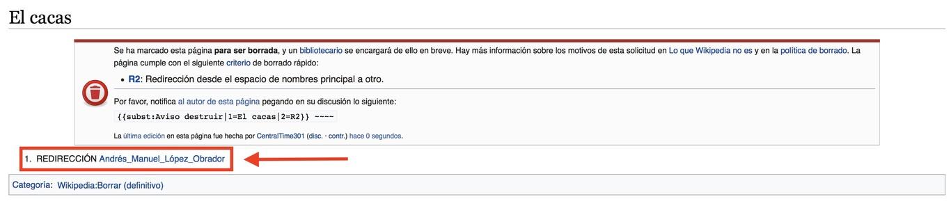 El Cacas Amlo Wikipedia