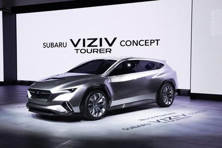El Subaru VIZIV Tourer Concept adelanta al próximo coche familiar de Subaru: el futuro Levorg