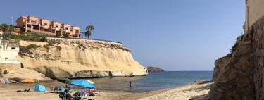 Un paseo por las calas de la costa de Almería