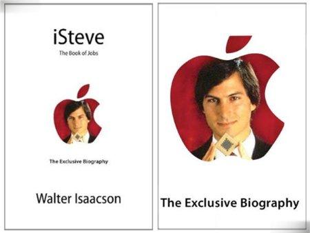 iSteve, la biografía oficial de Steve Jobs, ya es record de pre-venta