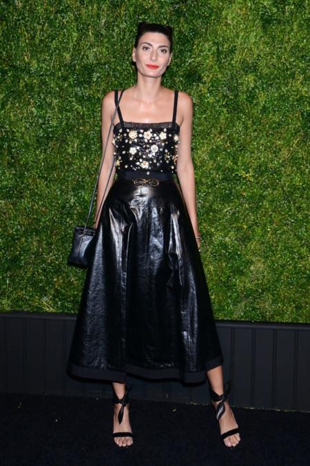 Fiesta Chanel En El Fetival De Cine De Tribeca Giovanna Battaglia