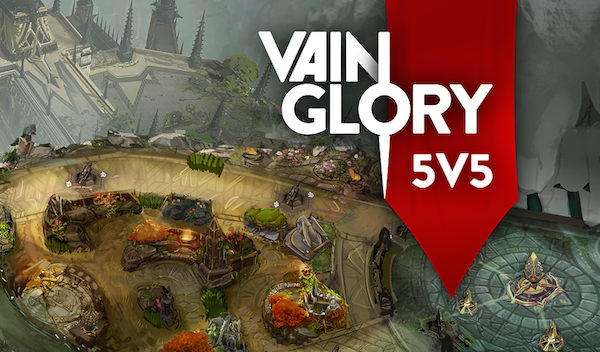 Vainglory se actualiza con cross-play y ya es posible jugar con usuarios de iOS, Android, PC y Mac