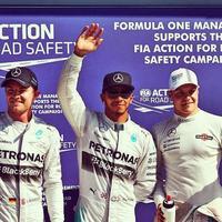 Hamilton no se rinde y gana el Gran Premio de Italia