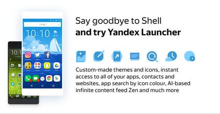 Yandexshell
