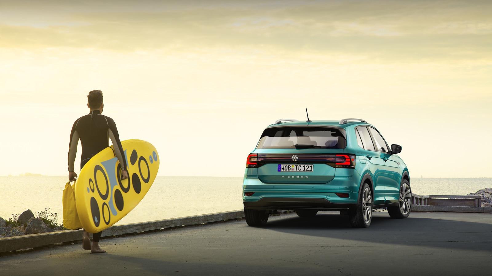 Foto de Volkswagen T-Cross 2019 (14/55)