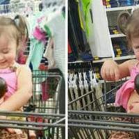 Esto es lo que le dijeron a una madre por compartir las fotos de su hija 'amamantando' a un bebé