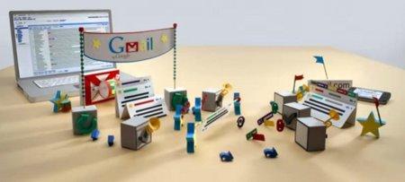 La versión móvil de Gmail potenciada con HTML5, disponible en 44 idiomas