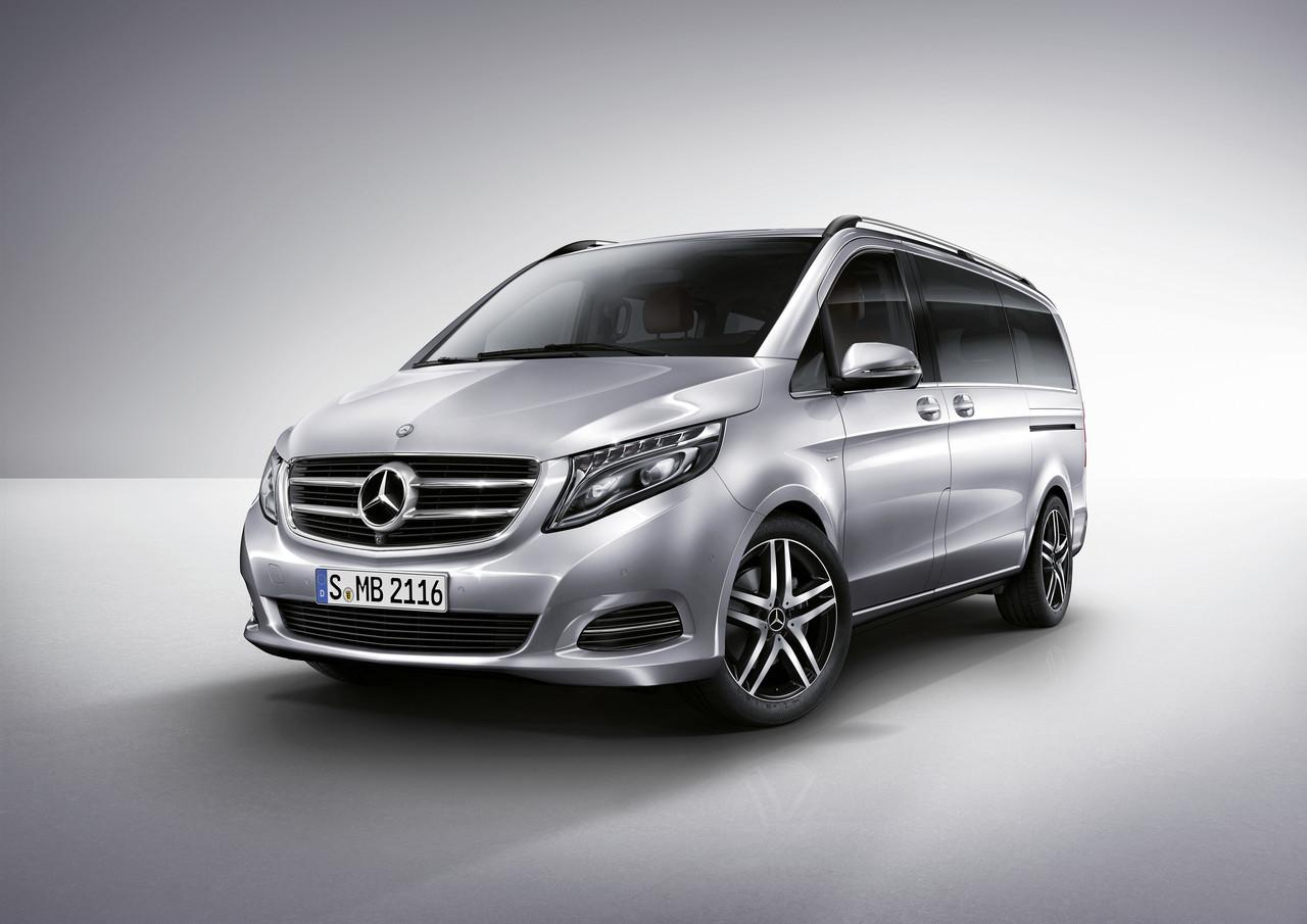 Mercedes benz clase v 28 49 for Mercedes benz of marion