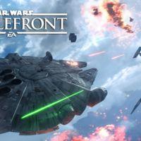 Star Wars Battlefront apuesta fuerte por el combate aéreo con el modo Escuadrón de cazas [GC 2015]