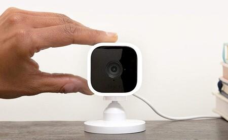 Videovigilancia en casa económica: la nueva cámara Blink Mini de Amazon está rebajada a su precio mínimo histórico de 27,99 euros