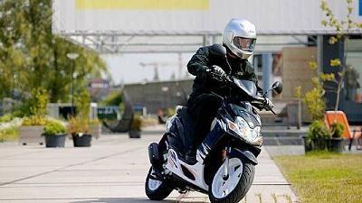 Yamaha Jog RR MotoGP