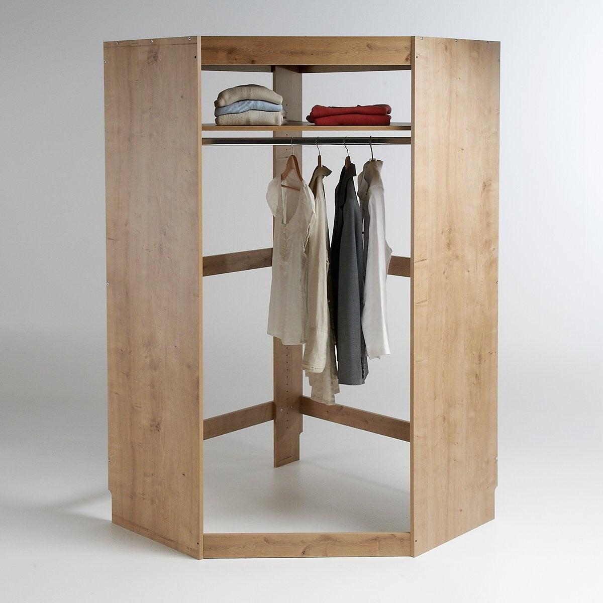 Módulo de armario en esquina