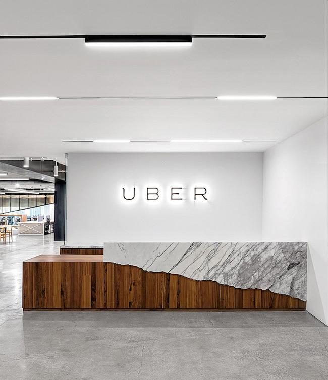 Oficinas de Uber en San Francisco