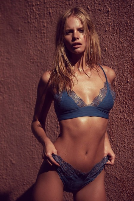 Marloes Horst For Love And Lemons Campana Verano 2016 Banadores Bikinis 15