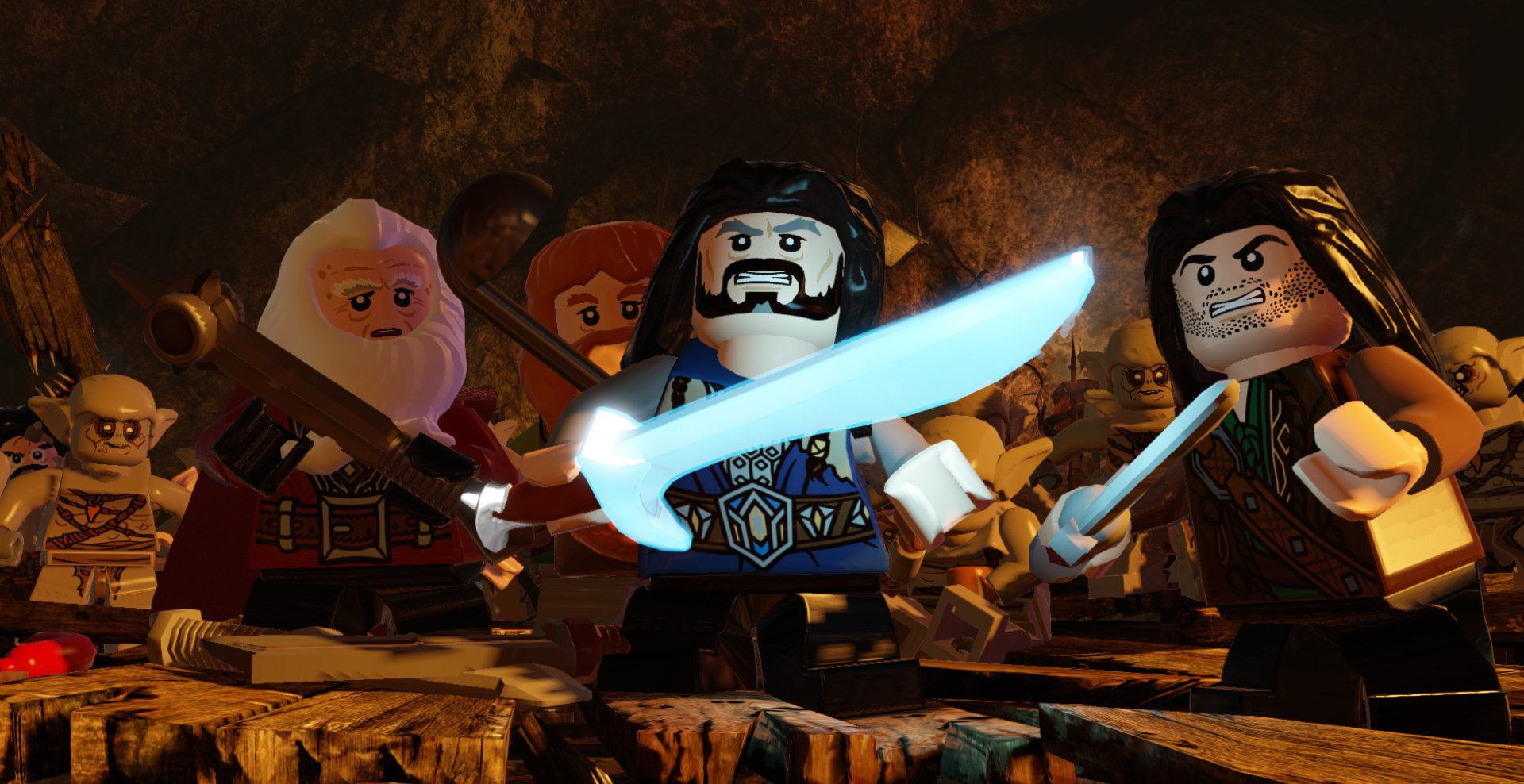 Foto de Lego: The Hobbit (2/3)
