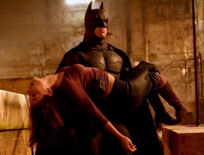 Batman al rescate