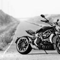 Erotismo mecánico de la mano de la nueva Ducati XDiavel