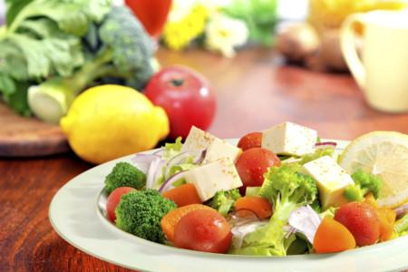 Dieta de 1500 kcal vegetariana